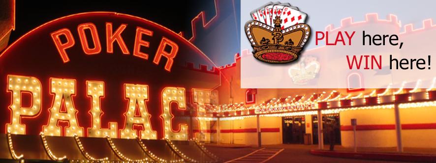 Poker palace casino las vegas horaires magasin casino vannes